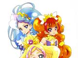 Go! Princess Pretty Cure Manga (Kamikita Futago)