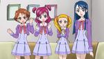 YPC516 Girls support Komachi