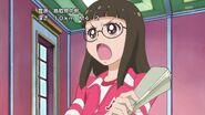 32. Riko diciendo a Haruka que comienze otra vez