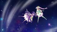 Magical y Felice salen volando