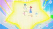 STPC3.90-Fuwa teletransportando a las chicas a la Princesa Tauro
