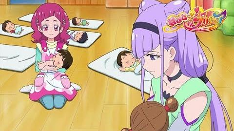 HUGっと!プリキュア_第14話予告_「はぎゅ~!赤ちゃんスマイルめいっぱい!」
