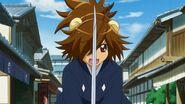 Pop humano espada