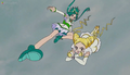 Yes5 Mint and Lemonade Attack Kowaina