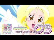 HappinessCharge Precure! Vocal Album 2 Track 03
