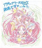 Toshie Kawamura Precure Works Illustration Pink Cures