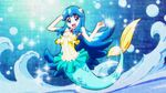 Hime as a Mermaid in Episode 25