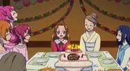 Aguri's birthday