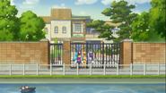 Casa de la anciana Mitsuya