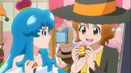 Hime comparte con Yuko