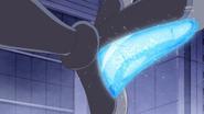 HuPC05.50-El Oshimaida rompiendo el ataque de Cure Ange