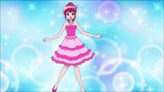 Megumi vestido de fiesta