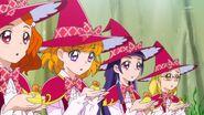 52. Mirai, Riko y las demas con sus almejas sin abrir