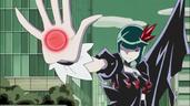 Dark Pretty Cure atacandolas