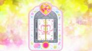 HuPC06.17-El Cristal Futuro Rosa insertado en la Tableta Futuro