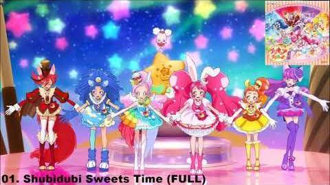 KiraKira☆Precure_A_La_Mode_ED2_Track_01_-_Shubidubi☆Sweets_Time_FULL-0