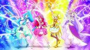 Pose Grupal Healin' Good Pretty Cure