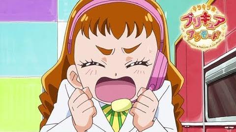 キラキラ☆プリキュアアラモード_第28話予告_「ふくらめ!ひまりのスイーツ大実験!」