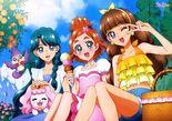 Go! Princess 3 Girls Visual