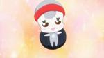 PhanPhan wearing winter hat