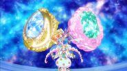 Presentacion de Miracle, Magical en su estilo Zafiro y Felice