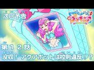 トロピカル~ジュ!プリキュア 第12話予告 「没収! アクアポットは校則違反!?」