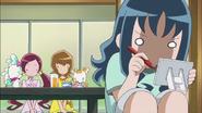Erika entra en shock debido a que no queda mucho tiempo