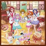 Tropical-Rouge! Pretty Cure Cafe Staff