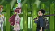 Tsubomi se encuentra con Mitsuru