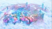 Castillo de recuerdos de Miden