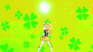 Honey apunto de lanzar su ataque
