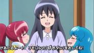 Megumi y Hime se aferran a Maria