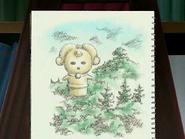 Dibujo Mai Haniwa