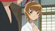 Itsuki pide enfrentarse a Hiroto
