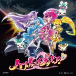 Heartcatch Theme Songs CD