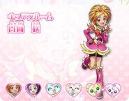 Toei - Saki (Bloom; All Stars DX2)