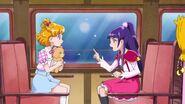 Riko explica la legenda de las mahou tsukai
