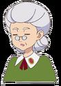 Go! Princess Pretty Cure Shirogane face