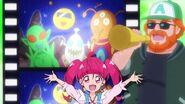 Hikaru quiere ser amiga de los aliens