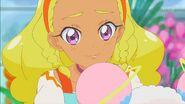 STPC4.68-Elena encuentra a Fuwa adorable