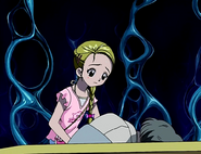 Hikari intenta reanimar sanae