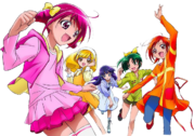 All Smile Pretty Cure