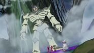Dokurokushe despues de conseguir su maximo poder