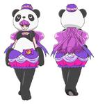 KKPCALM movie-BD art gallery-08b-Cure Macaron animal form