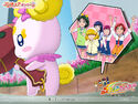 Pretty Cure Online SmPC wall smile 11 1 S