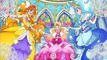 Go! Princess Sponsor Card 1 Elegant Forms