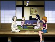 Sanae explica ochimizu