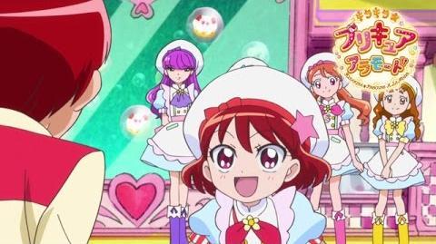 キラキラ☆プリキュアアラモード_第15話予告_「愛ゆえに!怒りのキュアショコラ!」