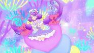Difusión de Coral Suave Pretty Cure