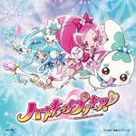 Heartcatch Theme Song Single (CD)